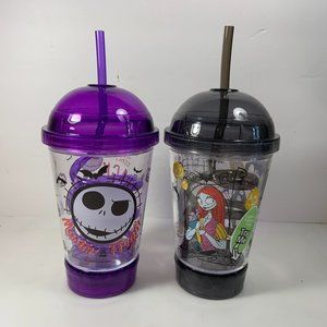 Nightmare Before Christmas Flashing Cup Tumblers
